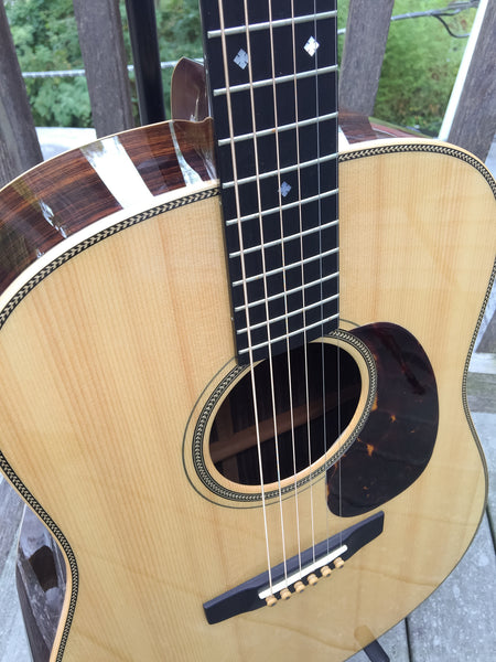 Goodall Traditional Rosewood Dreadnought Guitar (used)