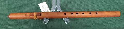 Butch Hall Eb Native American Flute (used)