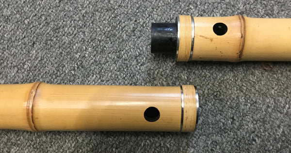 Professional Bamboo Shakuhachi in C (used)