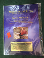 Karen Ashbrook - Learn To Play the Hammered Dulcimer DVD & Booklet