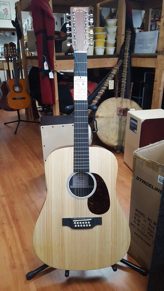 Martin Custom D12x 1AE acoustic-electric baritone 12-string guitar (used)