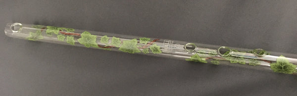 Hall Crystal Flute in G, Ivy