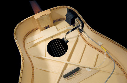 Lr Baggs Imix Acoustic Guitar Pickup House Of Musical Traditions