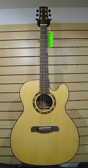 Gramann James Jumbo Cutaway Guitar #98