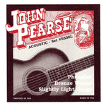 John Pearse Phosphor Bronze Wound Slightly Light Gauge Strings (#550SL)