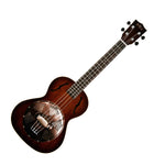 Kala KA-RES-BRS Brass Tenor Resonator Ukulele