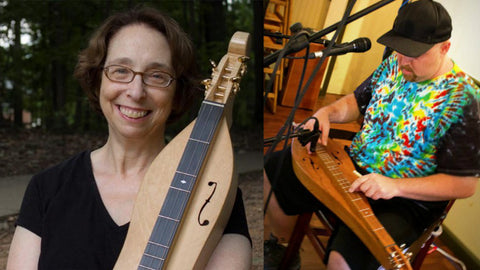 Sat. Sept 16, Lap Dulcimer Workshop Mini-Fest w/Karen Buglass & Chris Colvin