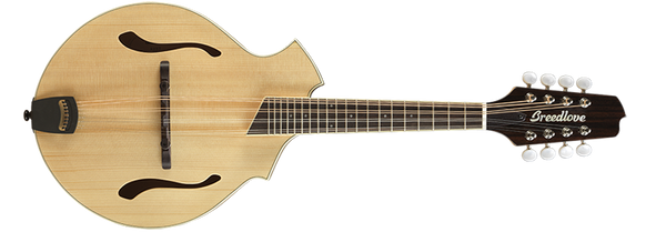 Breedlove Crossover KF Natural Mandolin