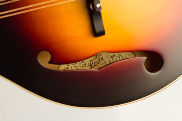 "The Loar LM-170-VSM ""Grassroots"" A-Style Mandolin"