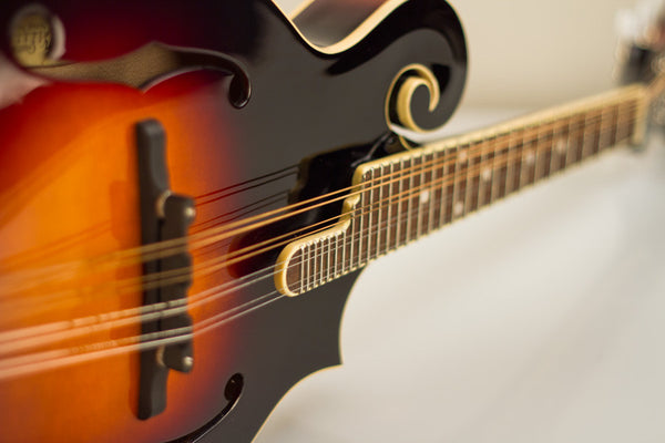 The Loar LM-520E-VS F-Style Mandolin with Pickup