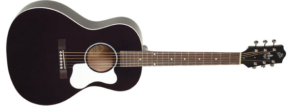 The Loar LO-16-BK Small Body Acoustic Guitar