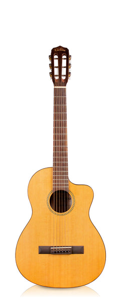 Cordoba La Playa Series acoustic / electric Steel String Travel Guitar
