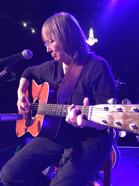ONLINE Guitar Group Classes w/Marcy Marxer - starts 4/6