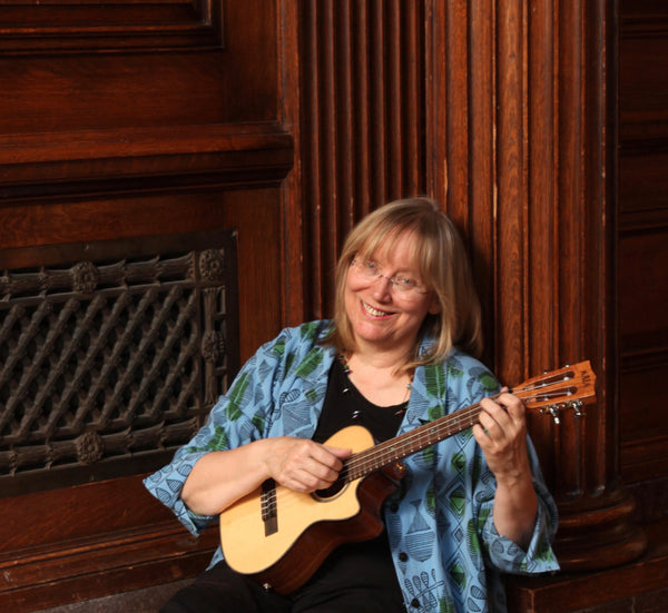 ONLINE Ukulele Group Classes w/Marcy Marxer - starts 4/7