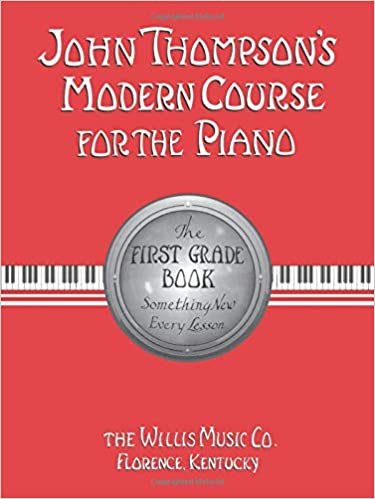 Beginning Piano Books by John Thompson