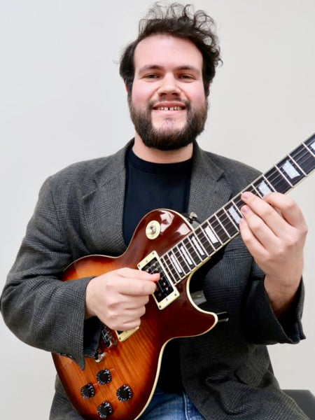 Thurs August 22 - Guitar Solo Lab w/Noah Gitlis