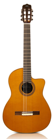 Cordoba Fusion Series Orchestra CE Cedar Top Acoustic-Electric Nylon-String Guitar