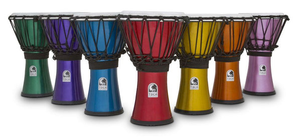 Toca Freestyle Colorsound Mini Djembe Drum