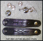Accordion Bellows Straps : Bellows Straps #804