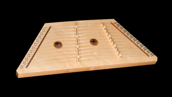 Prelude Hammered Dulcimer by Dusty Strings