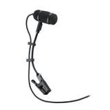 Audio Technica PRO 35  Cardioid Condenser Clip-On Instrument Microphone