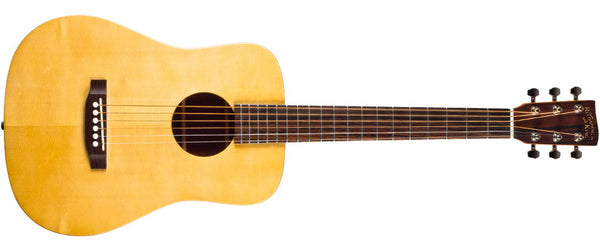 Recording King RP-A3MQ EZ Tone Series Mini Dreadnought Acoustic Guitar