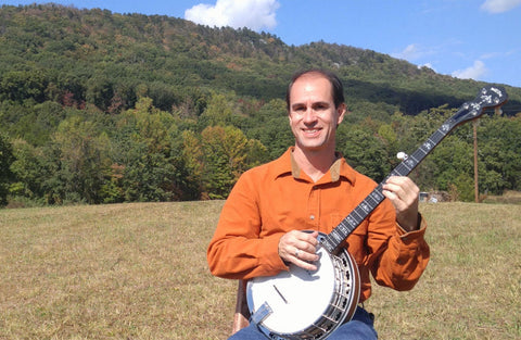 Sat. July 8 - 3-Finger Banjo Workshop w/Rex McGee