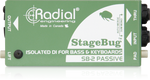 Radial SB-2 Stagebug Passive Acoustic Direct Box