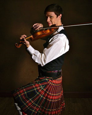 Saturday October 7 - Celtic Fiddle Workshop w/Seán Heely