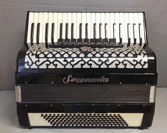 Serenada 120-bass Accordion (used)