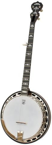 Deering Sierra 5-String Banjo, Maple