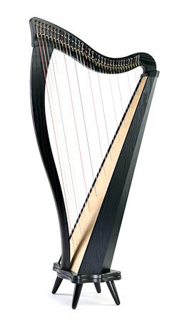 Harp Stands by Dusty Strings