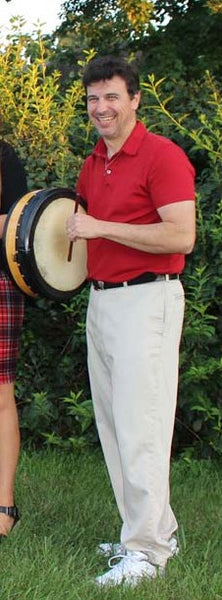 Sat. November 9th - Beginning Bodhran Workshop w/Scott Morrison