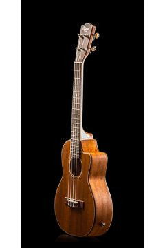 All-Solid acoustic / electric Tenor Ukulele by Ohana