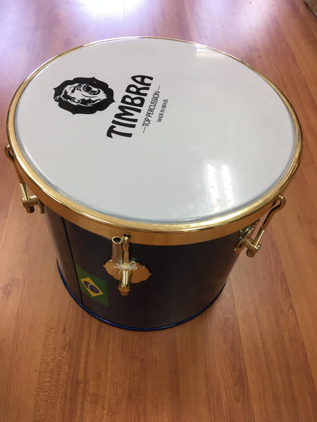 Timbra Repinique de Mao Brazilian Drum