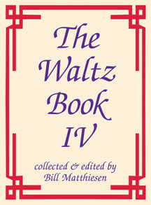 The Waltz Book IV