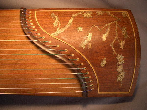 21-string Zheng with case (used)