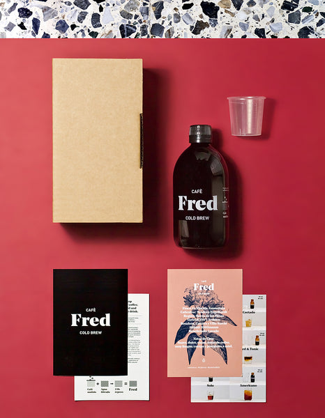 Cafè Fred (500 ml)