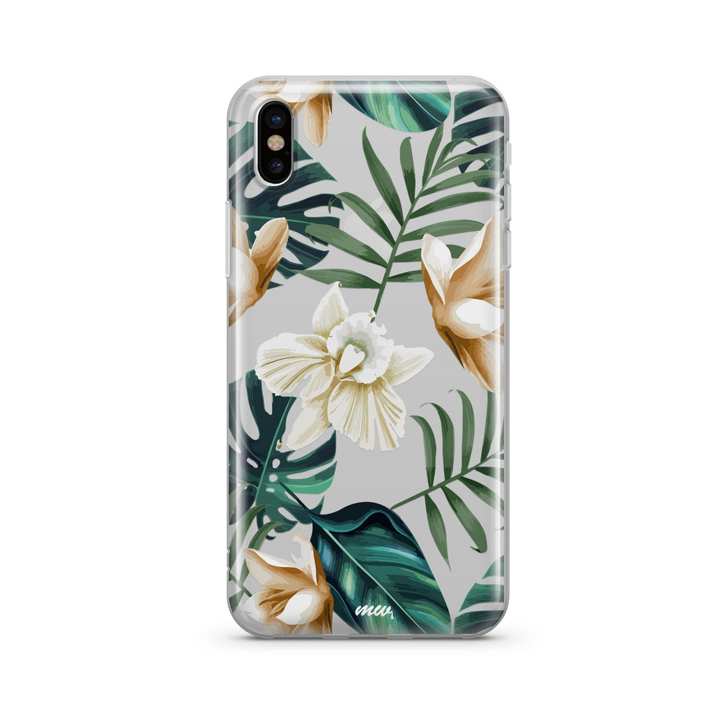 Greenhouse Clear Phone Case Cover