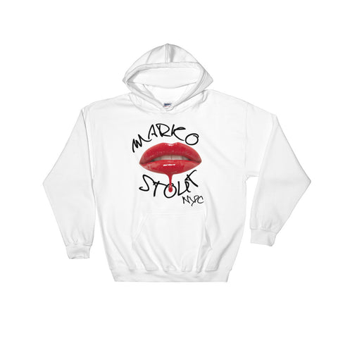 Urban Hoodie (Lips in Red)