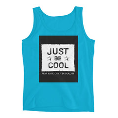 """Be Cool"" Tank"