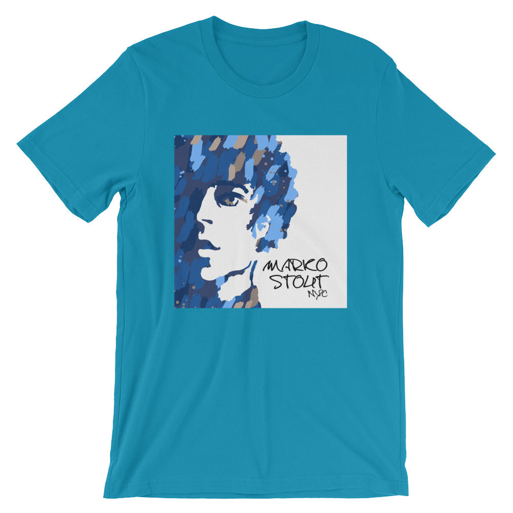 Bleecker Street T-Shirt (Kinda Blue)