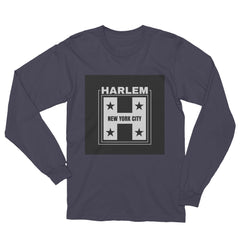"""Harlem"" Long Sleeve Crew Neck"