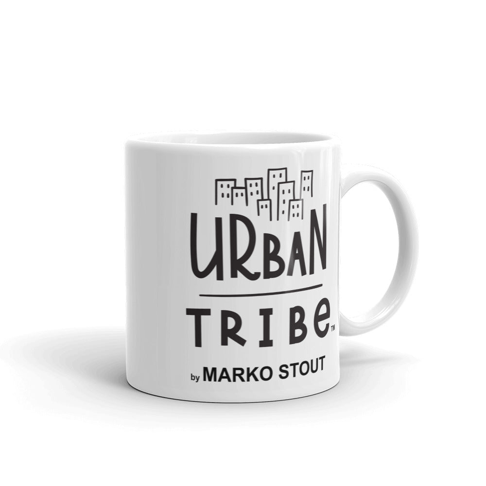 """Wild Girl"" Urban Coffee Mug"