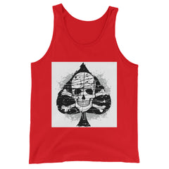 """Ace of Spades"" Tank"