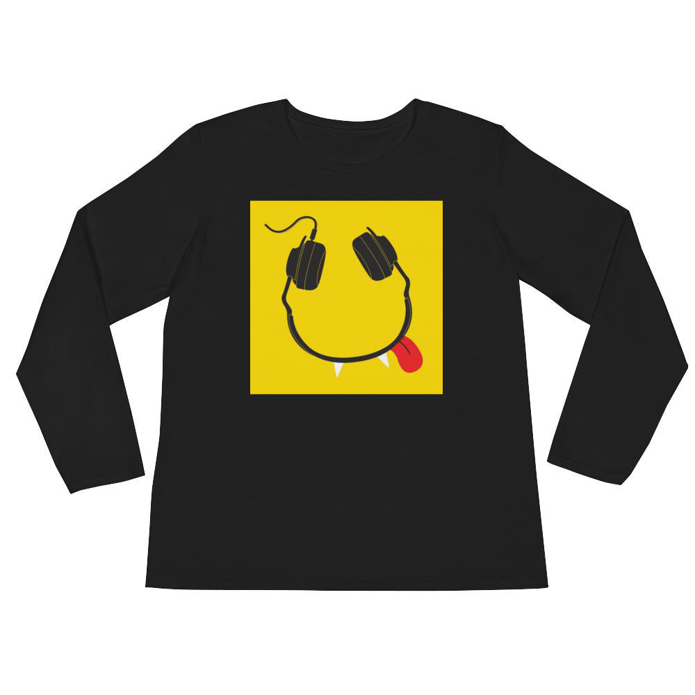 """Pump Up The Funky!"" Long Sleeve Crew Neck"