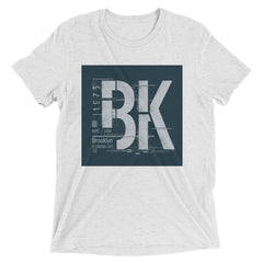 """Brooklyn"" Short Sleeve Crew Neck"