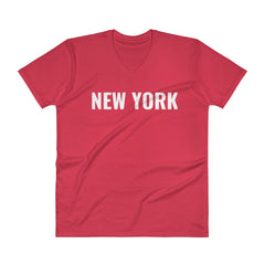 """New York"" V-Neck"