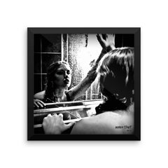 """Black & White No. 23"" Framed Limited Edition Print (50 per size)"