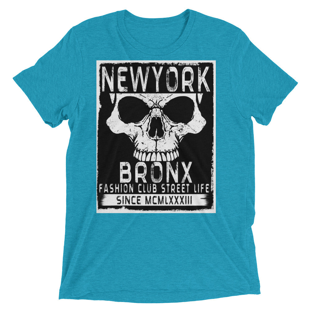 """Bronx Fashion Club"" Short Sleeve Crew Neck"